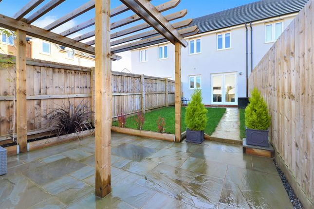 Thumbnail Terraced house for sale in Claypits Road, Roundswell, Barnstaple
