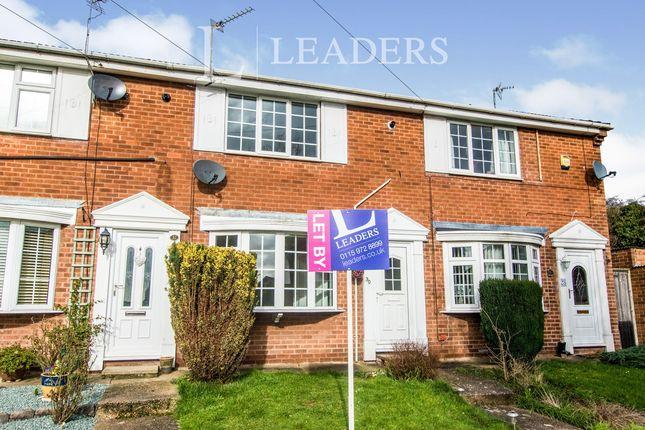 Thumbnail Terraced house to rent in Linden Grove, Sandiacre, Nottingham