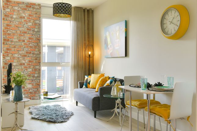 1 bedroom flat for sale in Clivemont Road, Maidenhead