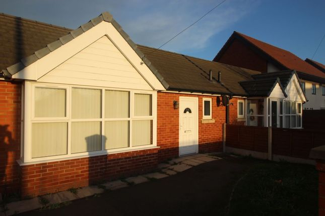 Thumbnail Bungalow to rent in Boundary Lane, Liverpool