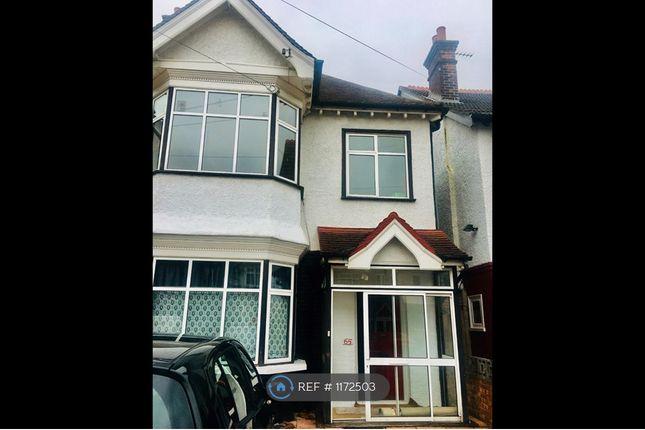 Thumbnail Detached house to rent in Northampton Rd, Croydon