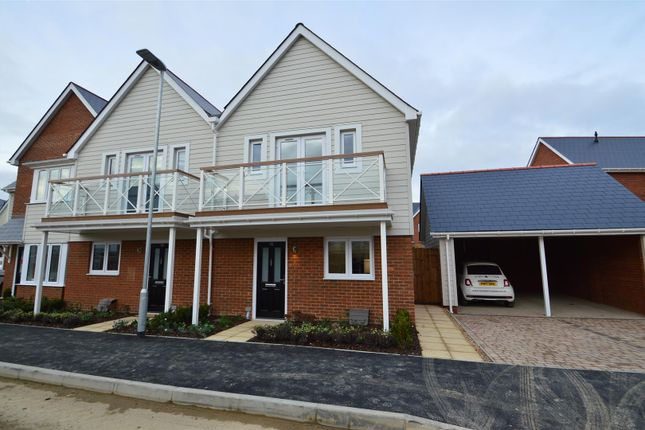 Thumbnail Semi-detached house to rent in Poynder Drive, Snodland