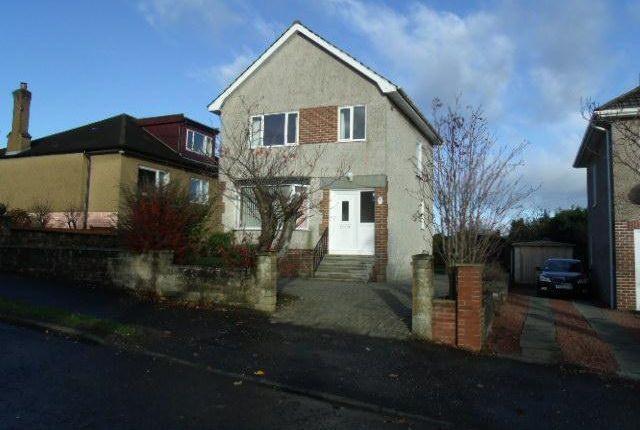 Thumbnail Detached house to rent in Nethermains Road, Milngavie, Glasgow