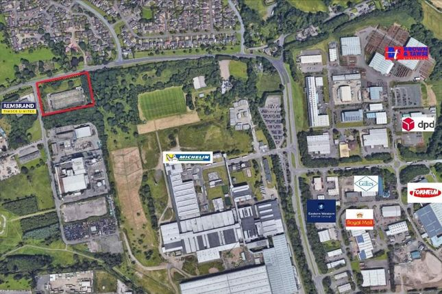 Thumbnail Land for sale in Forties Road, Baldovie Industrial Estate, Dundee