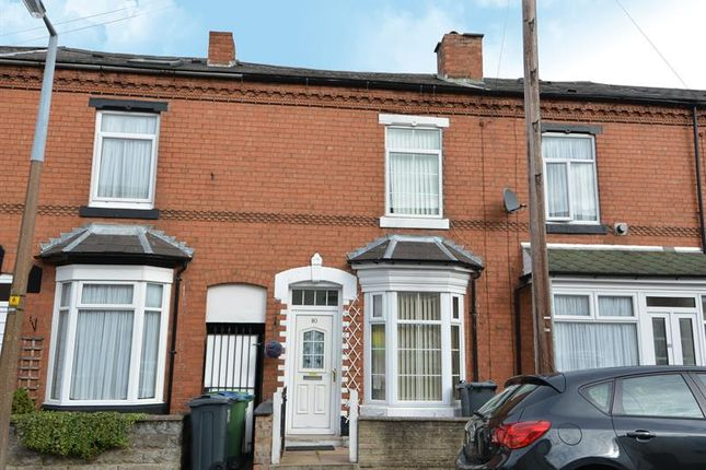 2 bed terraced house for sale in Ethel Street, Bearwood, Smethwick