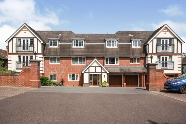 Thumbnail Flat for sale in Roman Place, Burnett Road, Streetly Village, Sutton Coldfield, West Midlands