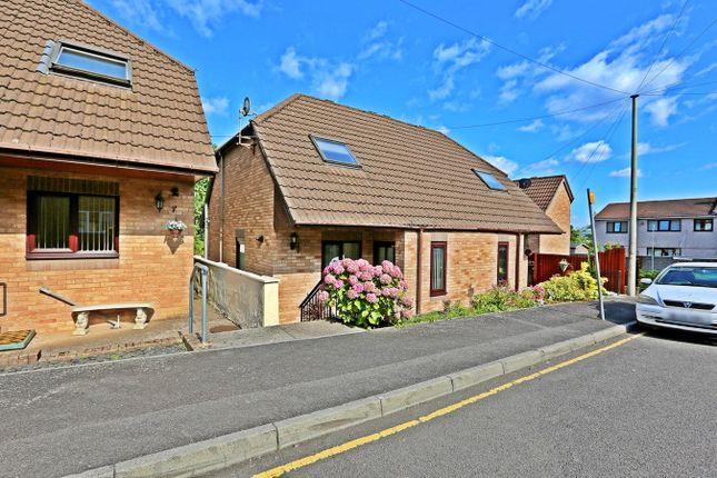 Thumbnail Semi-detached house for sale in Birchley Close, Treforest, Pontypridd