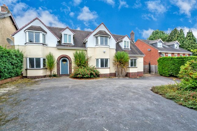 Thumbnail Detached house for sale in Uxbridge Street, Hednesford, Cannock