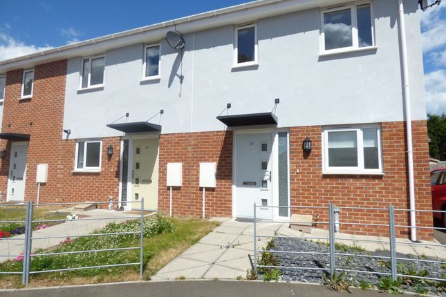 Thumbnail Terraced house to rent in Patterson Close, Seaton Delaval, Whitley Bay