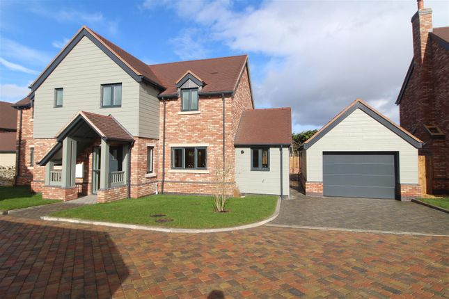 Thumbnail Detached house for sale in The Jackfield, Ashworth Court, Much Wenlock