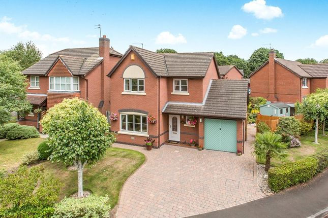 3 bed detached house for sale in Ennerdale Drive, Congleton