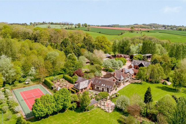 Thumbnail Detached house for sale in Edwyn Ralph, Bromyard, Herefordshire