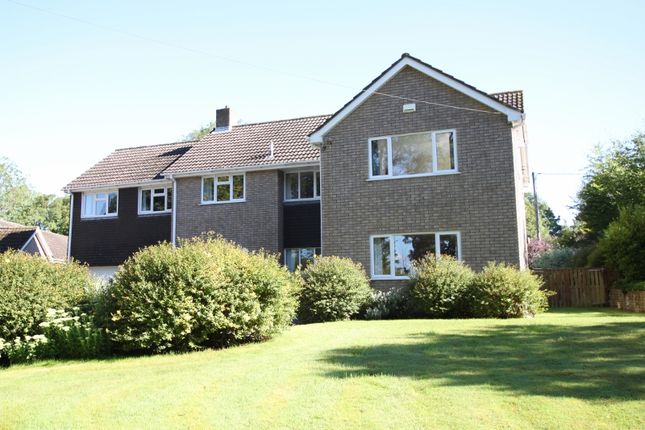 Thumbnail Detached house for sale in West Gomeldon, Salisbury, Wiltshire