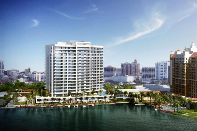 Thumbnail Town house for sale in 200 Quay Commons #Ph 1802, Palm City, Florida, United States Of America