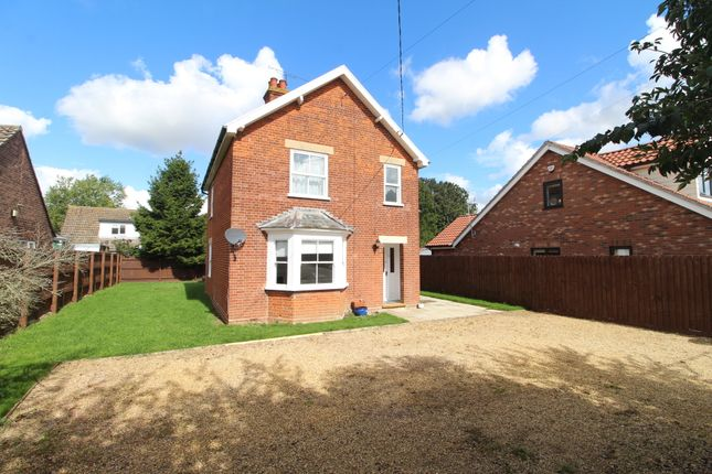3 bed detached house for sale in Quaker Lane, Bardwell, Bury St. Edmunds IP31