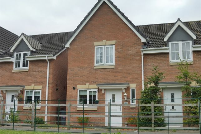 Thumbnail Semi-detached house for sale in Guillimot Grove, Erdington, Birmingham