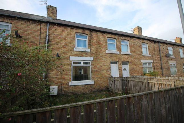 Thumbnail Terraced house for sale in Beatrice Street, Ashington