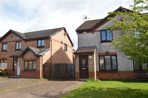 Thumbnail Semi-detached house for sale in Finch Drive, Knightswood, Glasgow