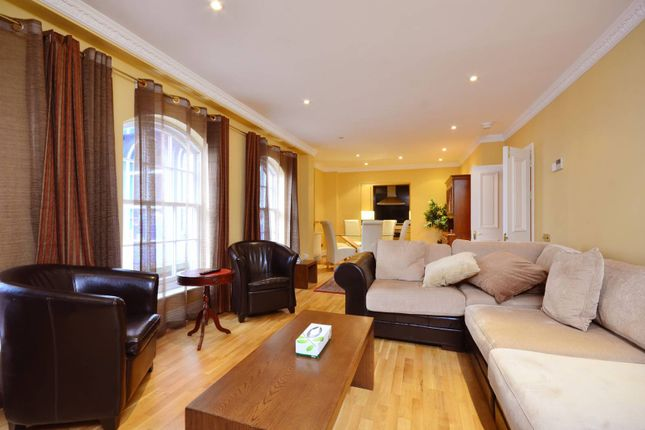 Thumbnail Flat for sale in Seymour Street, Marylebone