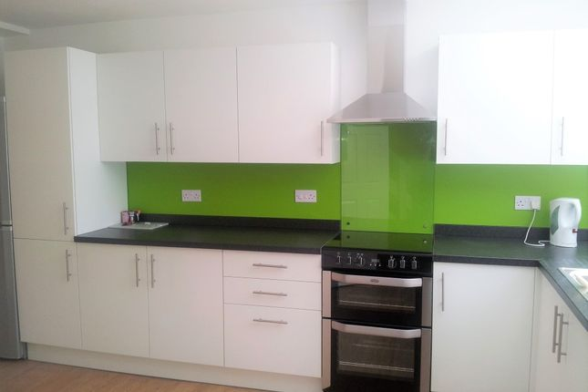 Thumbnail Terraced house to rent in Kilnsey Grove, Warwick