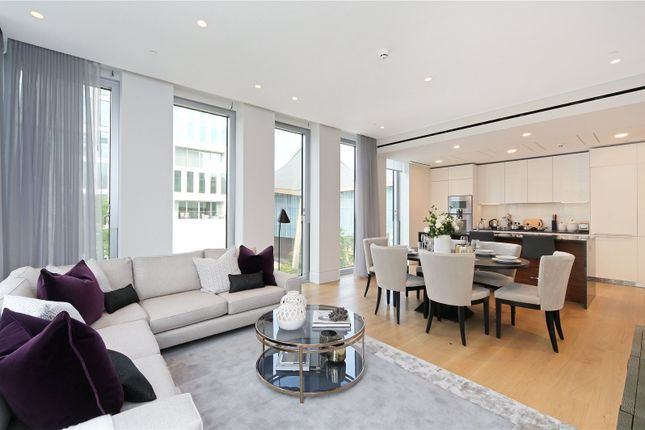 Thumbnail Flat to rent in Hollandgreen Place, London