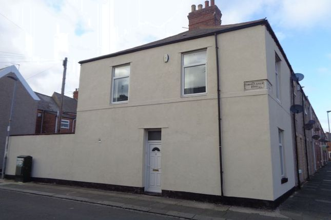 Thumbnail Terraced house to rent in Princess Louise Road, Blyth