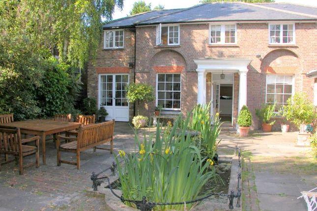 Thumbnail Detached house to rent in Ham Common, Richmond, Surrey