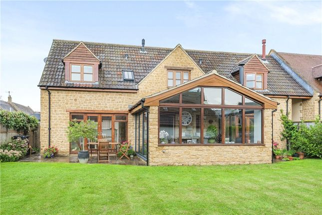Thumbnail Detached house for sale in East Coker, Yeovil, Somerset
