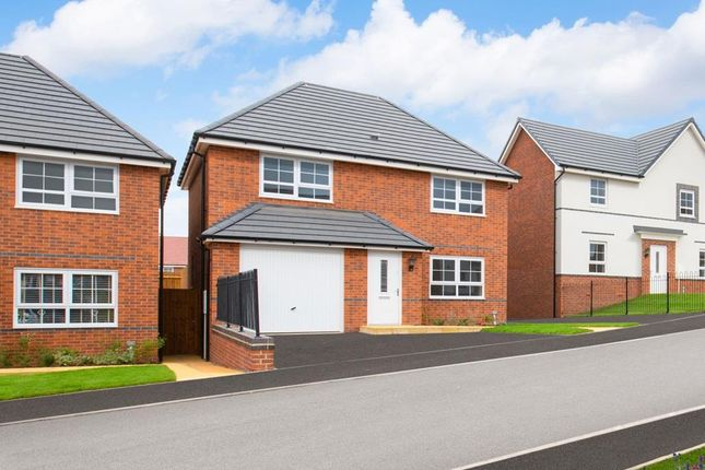 """4 bed detached house for sale in """"Kennford"""" at Pye Green Road, Hednesford, Cannock WS12"""