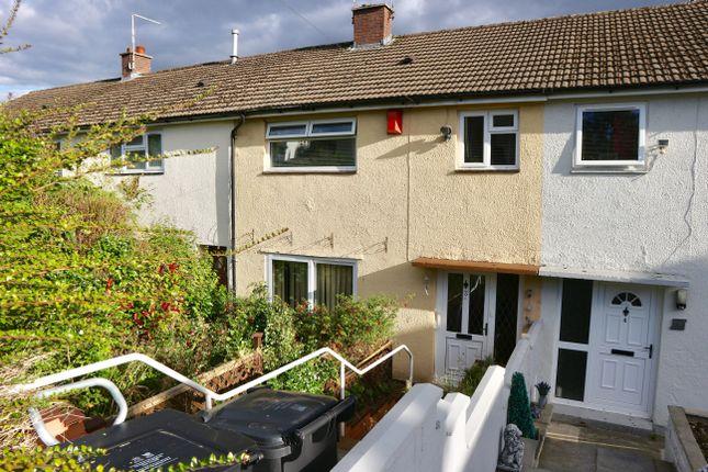 Thumbnail Terraced house for sale in Gersanws, Cefn Coed, Merthyr Tydfil