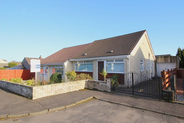 Thumbnail Bungalow for sale in 23 Cleddans Crescent, Hardgate