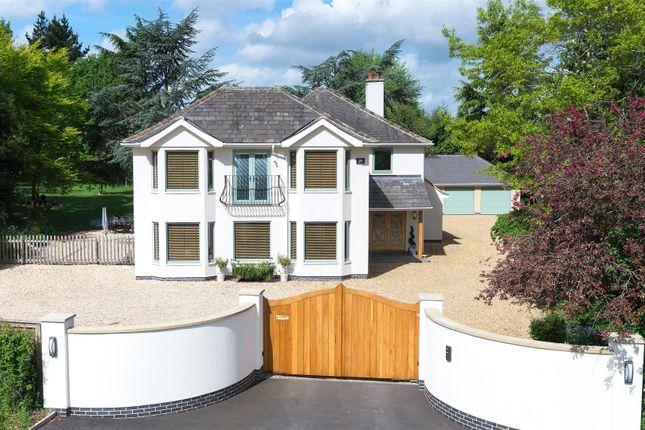 Thumbnail Detached house for sale in Trowell Lane, Sutton Bonington, Loughborough