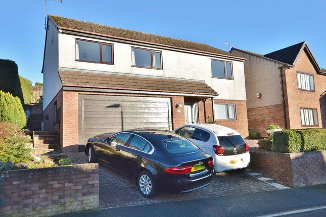 Thumbnail Detached house for sale in Rimington Way, Penrith