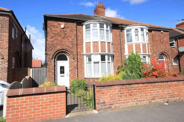 Thumbnail Semi-detached house for sale in Sandringham Road, Intake, Doncaster
