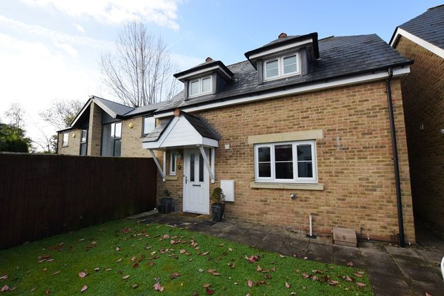 Thumbnail Detached house for sale in Gwern Hafren, Severn Grove, Cardiff, Caerdydd