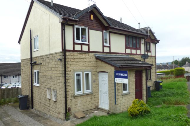 Thumbnail Semi-detached house to rent in The Oval, Bingley