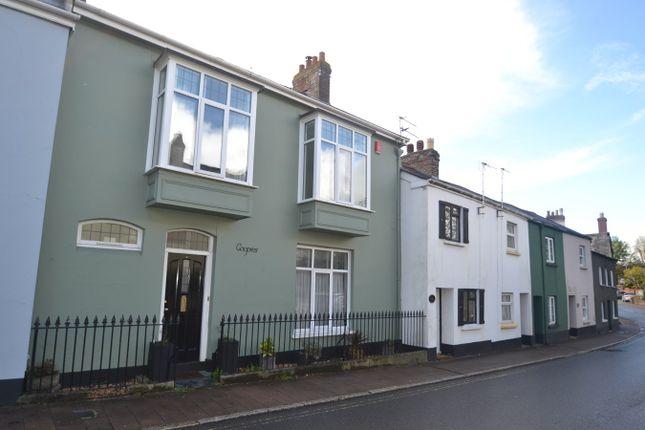 Thumbnail Terraced house for sale in 14 South Street, Barnstaple