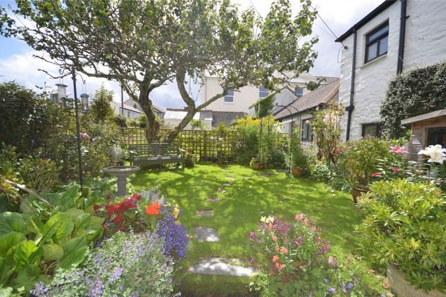 Thumbnail Detached house for sale in Fore Street, Mount Hawke, Truro, Cornwall