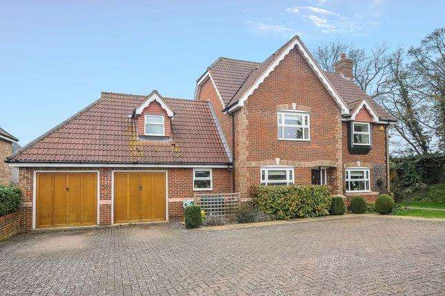 Thumbnail Detached house to rent in Yarnton, Kidlington