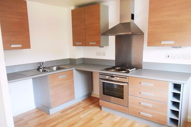 Thumbnail Flat to rent in Badgerdale Way, Littleover, Derby