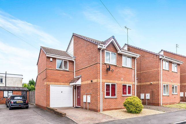 Thumbnail Detached house for sale in Pauls Coppice, Walsall Wood, Walsall