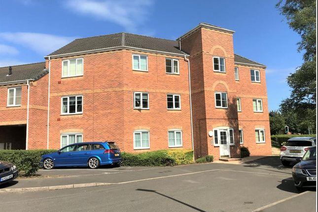Thumbnail Flat to rent in Bean Drive, Tipton