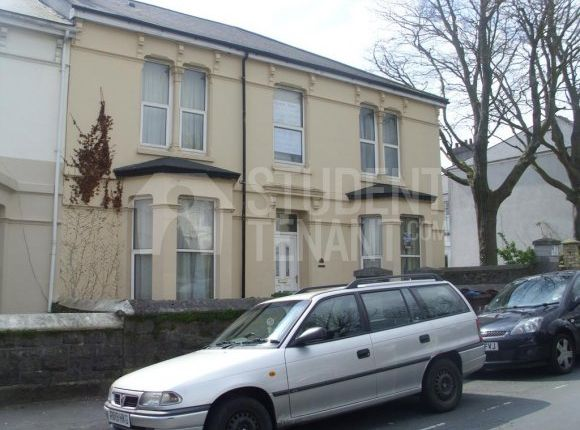 Thumbnail Shared accommodation to rent in Lisson Grove, Plymouth, Devon