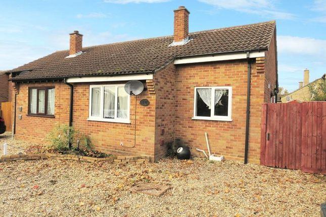 Thumbnail Bungalow to rent in Gorse Close, Lakenheath, Brandon