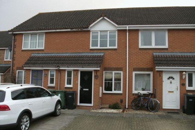 2 bed terraced house to rent in Samor Way, Didcot