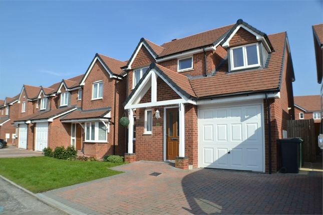 4 bed detached house for sale in St. Declan Close, Nuneaton