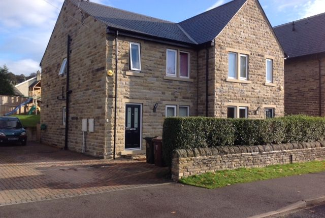 Thumbnail Semi-detached house to rent in Sleningford Road, Crossflatts, Bingley.