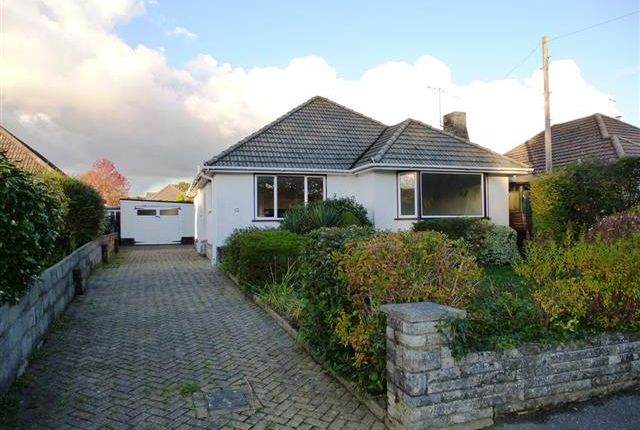 Thumbnail Detached bungalow for sale in Borley Road, Upton, Poole