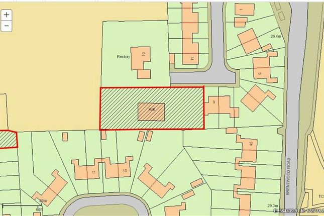 Thumbnail Land for sale in Atherton Gardens, Linford Road, Grays