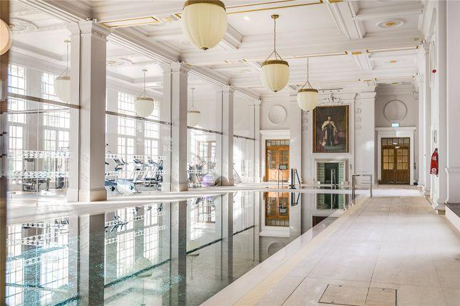 Hallway of Star & Garter House, Richmond Hill, Richmond TW10